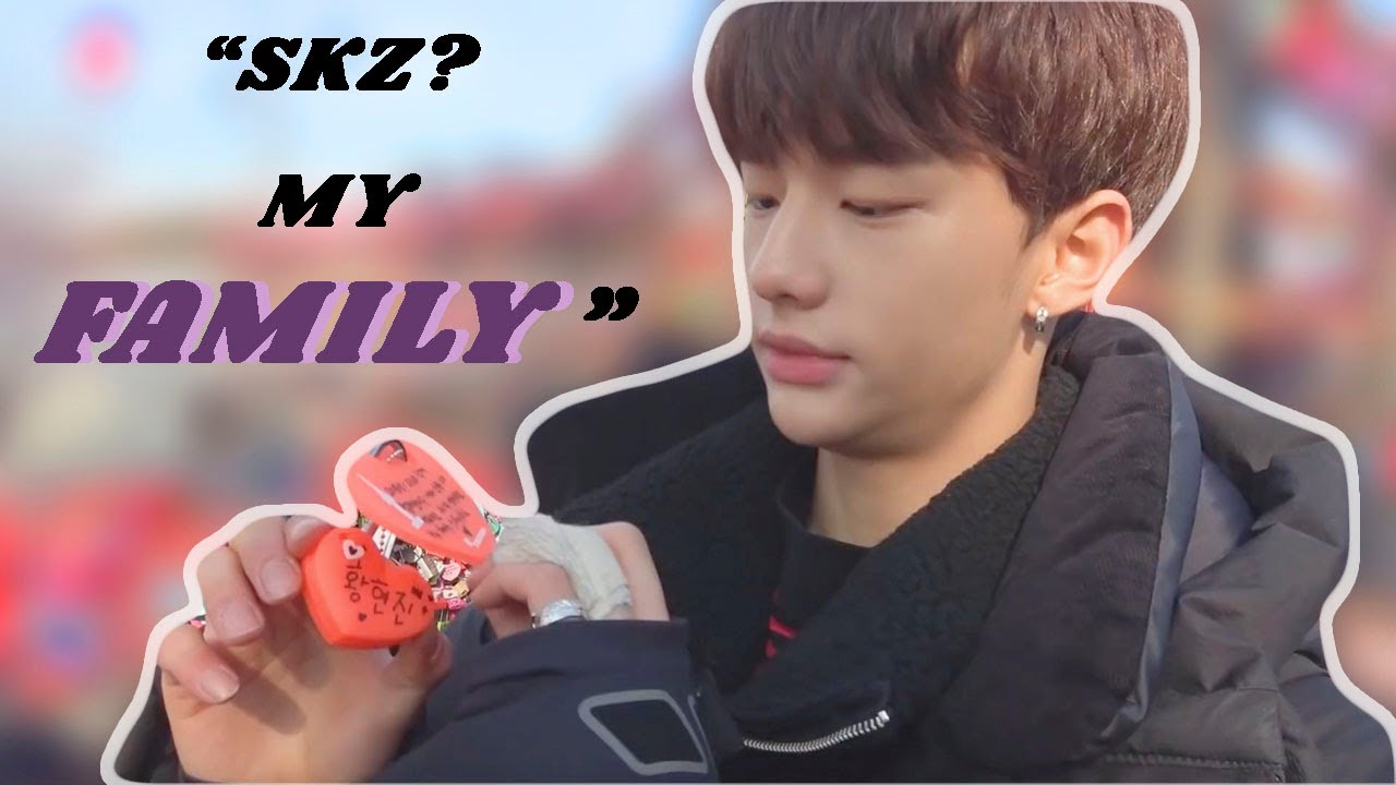 stray kids being a family for 18 minutes (happy 3rd skz anniversary!)