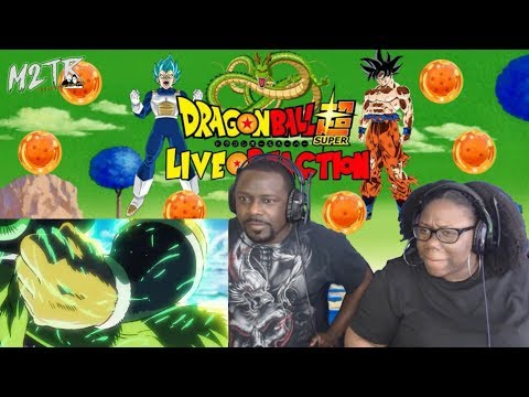 Dragon Ball Super - Official Movie Teaser {REACTION AND DISCUSSION}