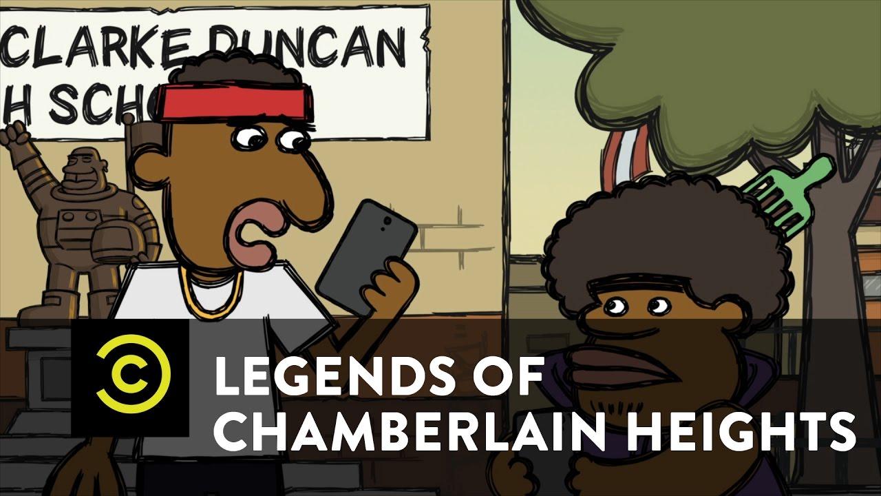 legends of chamberlain heights season 2 episode 6