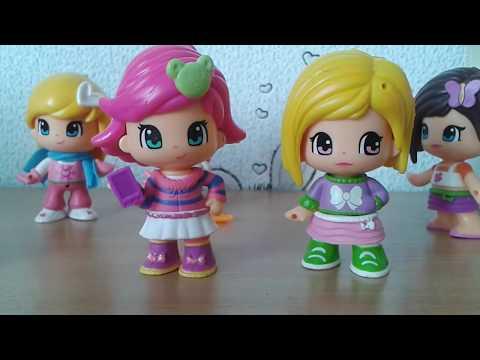 Куклы Pinypon: Я меняю прически pinypon#1 / I change my hairstyle