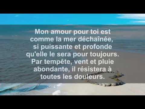 Citation De L Amour Pour Chaque Linstant