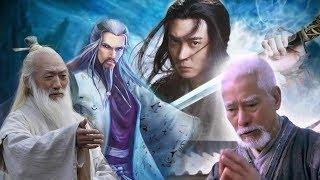 Tiêu Dao Tử, Vo Danh Thần Tăng, Trương Tam Phong và Độc Cô Cầu Bại  Ai Mạnh Hơn?