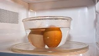 How To Make Hard Boil Eggs In Microwave