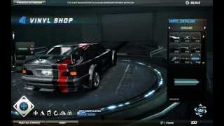 Need for Speed World [BETA] Gameplay + customize
