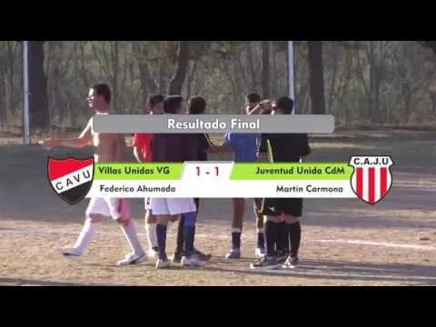 El Deportivo Tv P21B01 - Resumen Fecha 18 Villa Unidas vs. Juventud Unida
