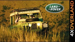 WHY I FELL IN LOVE WITH LAND ROVER. StoryTime with Andrew St Pierre White