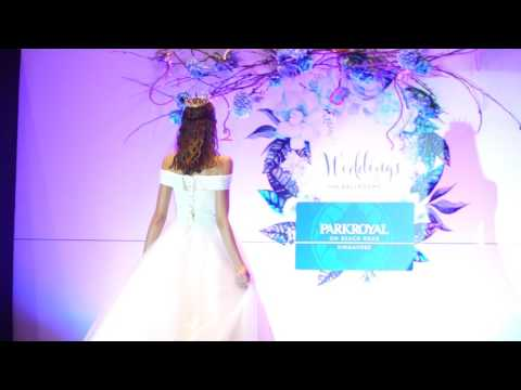 Beautiful Love Wedding [Fleur] Collection Wedding Show at PARKROYAL on Beach Road