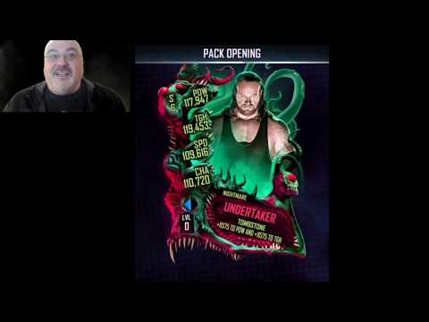 Huge Grand Challenge Pack Opening - Season 6 Preview #4 - WWE Supercard