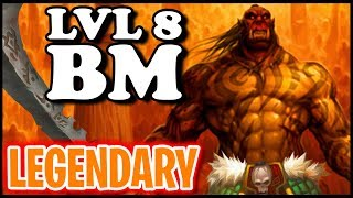 "Grubby vs Deathnote 2 | ""LVL 8 BM"" [LEGENDARY] 