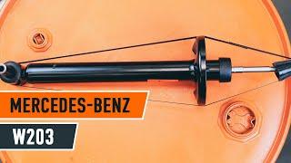 Manual MERCEDES-BENZ Classe C grátis descarregar