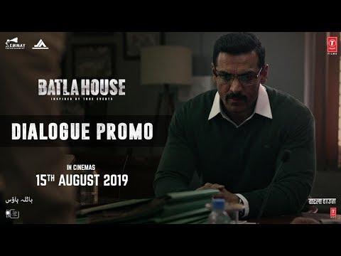 Batla House | Dialogue Promo 5 | starring John Abraham, Mrunal Thakur, Nikkhil Advani | Releasing 15th August
