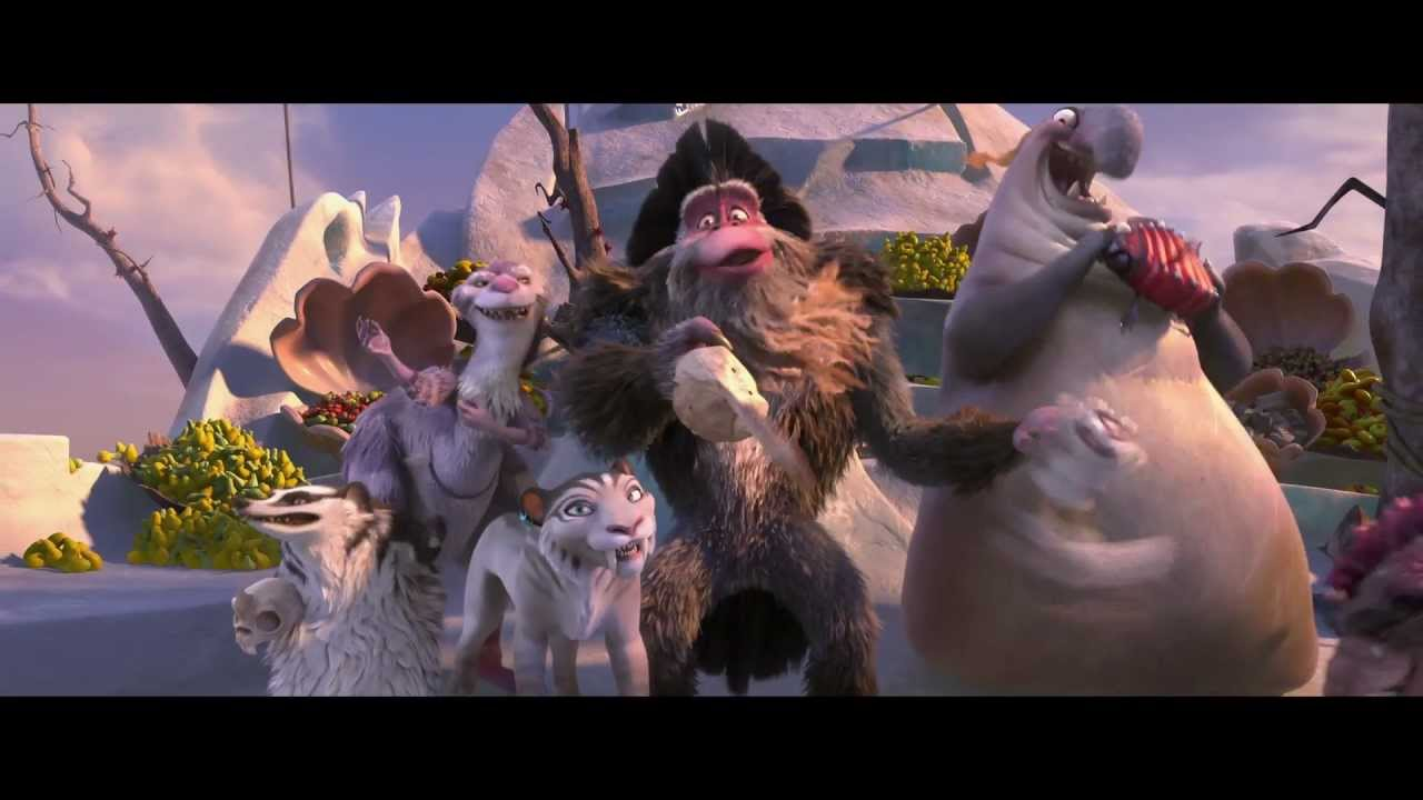 Ice age continental drift gupta