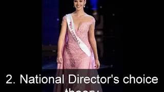 5 Theories why Catriona Gray failed to win Miss World 2016