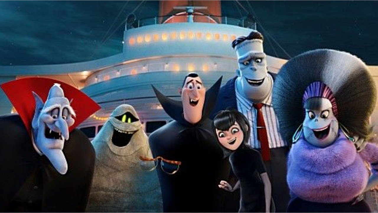 Hotel Transylvania 4 Gets Release Date Youtube