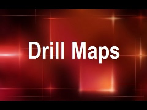 MicroStrategy - Drill Maps - Online Training Video by MicroRooster