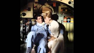 """Dany Saval & Tom Tryon - The Seven Moons of the Beta Lyrae  - """"Moon Pilot (1962) """""""