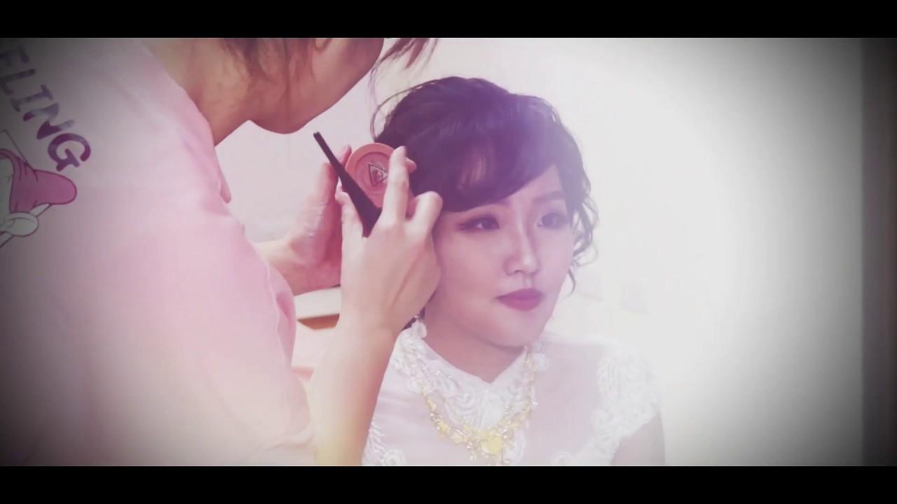 名展&曉琦 婚禮紀錄精華MV - YouTube