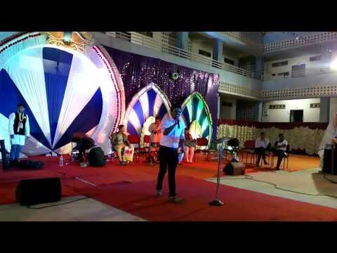 Dr.B.R.Ambedkar Ahirani song By Anand Salve @14 April 2015 Nasik