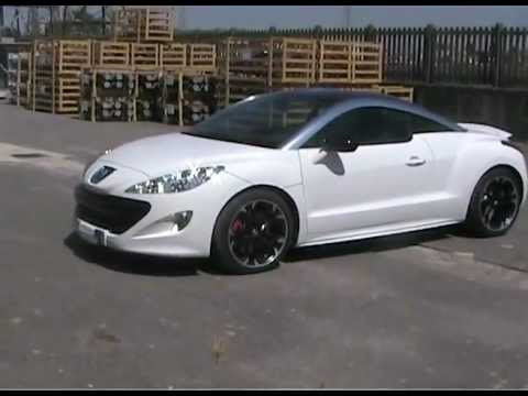 peugeot rcz hdi 163cv by massi tuning cda sprintfilter. Black Bedroom Furniture Sets. Home Design Ideas
