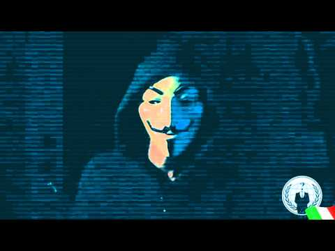 Anonymous Italia – Operation Paris Continua #OpParis