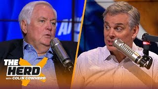 Wade Phillips details coaching Watt, Donald, talks Brady, Mahomes, Combine, Draft | NFL | THE HERD