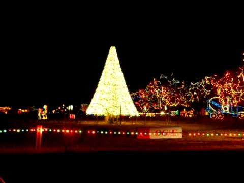 Yukon Ok Christmas Lights.Christmas In The Park Ii Yukon Ok