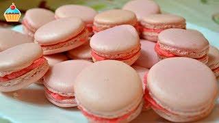 Ну, оОчень вкусное - Французское Пирожное - Печенье Макаронс! МАКАРОН