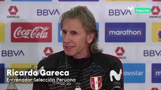 Ricardo Gareca: los convocados para los partidos con Colombia y Chile | CONFERENCIA