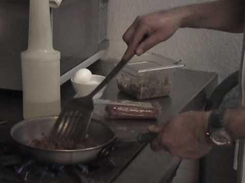 how to make Chorizo and egg breakfast  recipe    MADE IN SPAIN | Fried Eggs and Chorizo | PBS