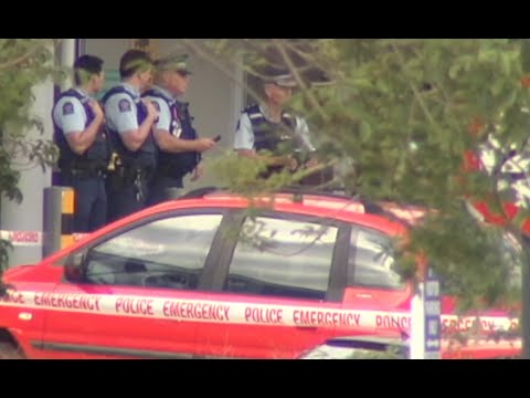 Shooting at Waitakere Hospital      Auckland