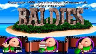 Baldies gameplay (PC Game, 1995)