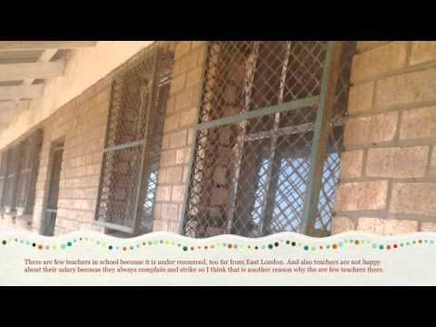 Chintsa East School Onwaba's Movie