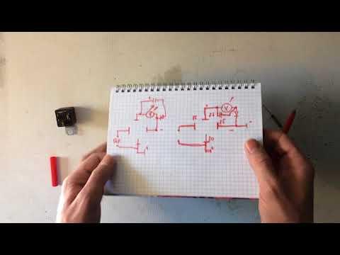 Как сделать подсветку ног\\салона автомобиля? универсальная схема! (на примере FF3)