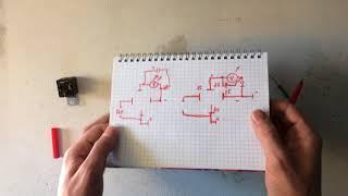 Как сделать подсветку ног\салона автомобиля? универсальная схема! (на примере FF3)