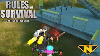 28 Frag Solo Match! (Rules of Survival: Battle Royale)