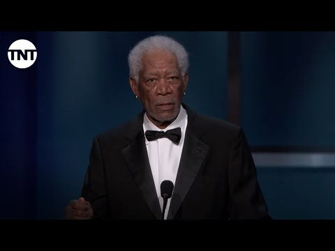 Morgan Freeman Roasts Denzel Washington | AFI 2019 | TNT