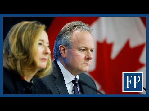 Why The Bank Of Canada Is Suddenly Concerned About Economic Growth
