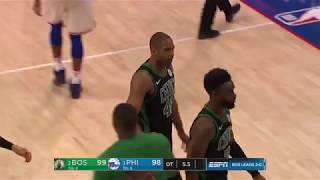 Al Horford Game-Winner | Celtics vs Sixers - Game 3 | May 5, 2018 | 2018 NBA Playoffs