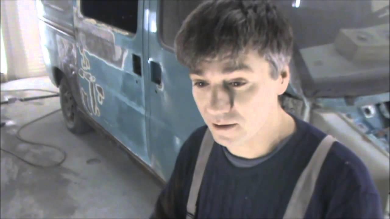Ремонт фиат дукато хламомобиль 1 серия
