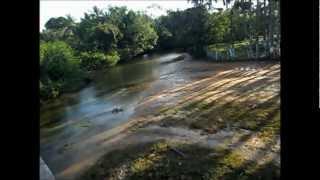 Rio Barro Duro, Barro Duro - Tutóia/Ma