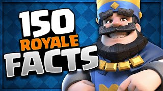 150 Clash Royale Facts YOU Should Know! (2020 Updated)