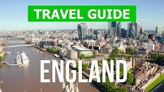 England travel video | City of London, Liverpool, Manchester, Leeds | England 4k from drone