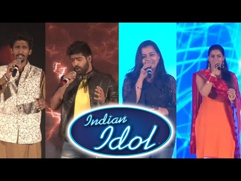 """Press Conference Of """"Indian Idol"""" New Season With Celebs.."""