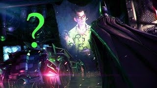Batman Arkham Knight Unlock all Riddler  [Trophies] Locations on Map 1080p PC