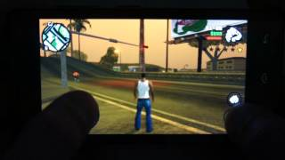 DEXP IXION M145 LINK GTA San Andreas GamePlay