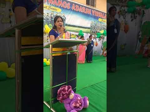 Children's Day Celebration - Speech on Pt. Nehru