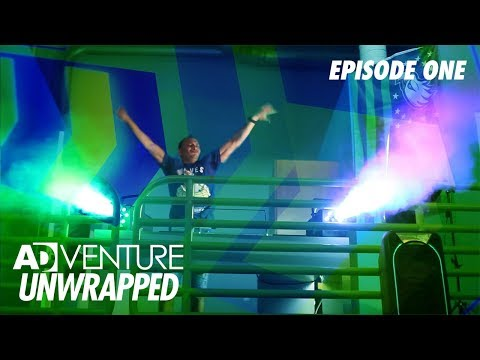 AdVenture Unwrapped - Episode One