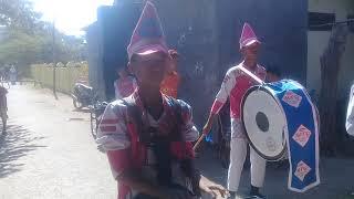 Mayoret drumband MTG babadan japura bakti hebohnya bikin mlongo semua penonton😀