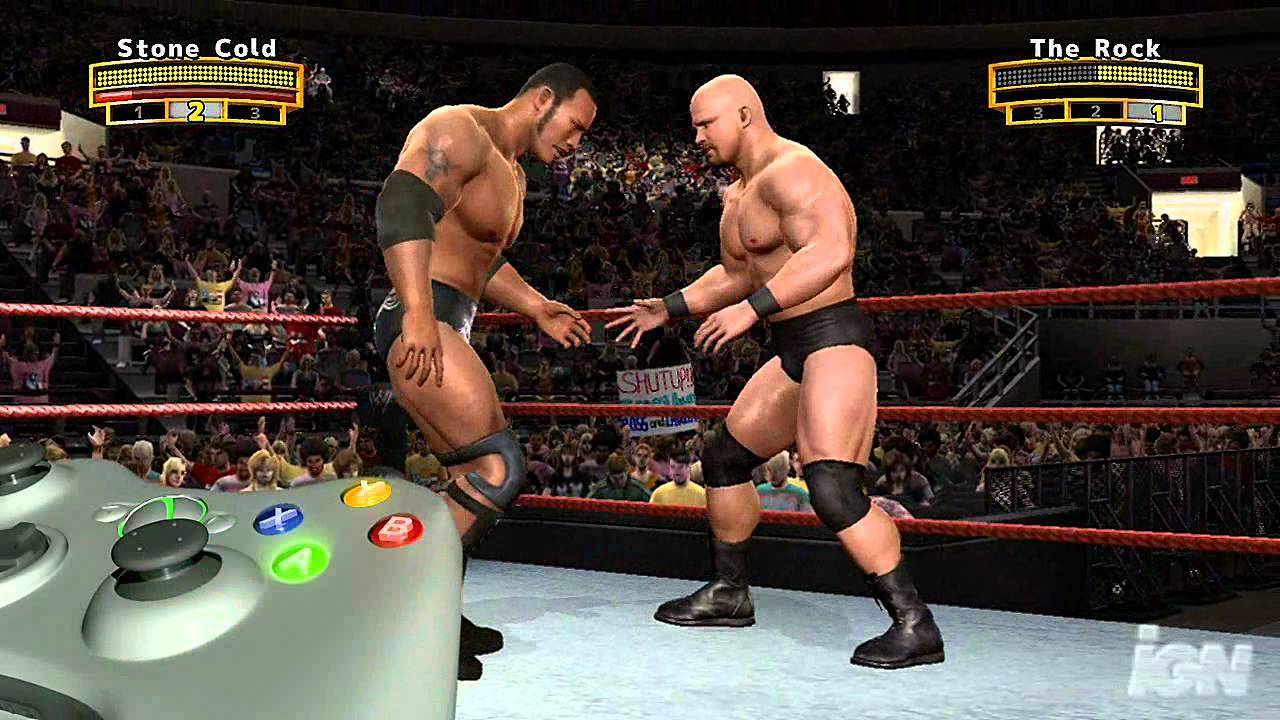 Wwe Legends Of Wrestlemania Xbox 360 Trailer Controls Youtube