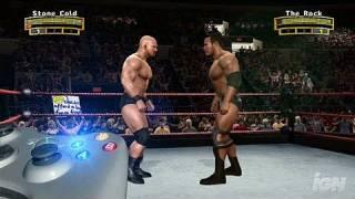WWE Legends of WrestleMania Xbox 360 Trailer - Controls